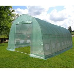 GREEN PROTECT Serre tunnel hauteur 2,3m 400x800cm