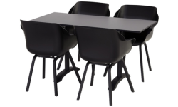 HARTMAN Table Sophie Bistro 138 X 68 cm