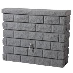 Kit mur rocky junior 300 L gris granite