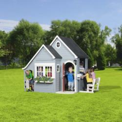 Backyard Discovery Spring Cottage Playhouse